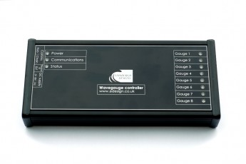 Edinburgh Designs Wave Gauge controller box